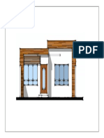 propuesta de fachada