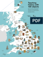 Teaching History With 100 Objects MAP