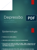 Palestra Depressão