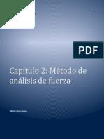 Capítulo II Analisis Estructural