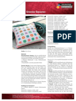 10112717 White Granny Square Pillows in Schachenmayr S9027B Downloadable PDF 2
