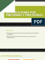 Intoxicaciones Por Piretrinas y Piretroides