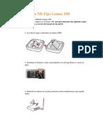 Guía Rápida Mi Fijo Gama 100