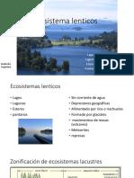 28 Ecosistemas lacustres