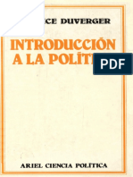 Duverger - Introduccion a la politica.pdf