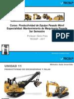 U11-Productividad de Excavadoras y Palas 2017-1