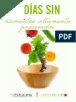 5 Días Sin Alimentos Procesados
