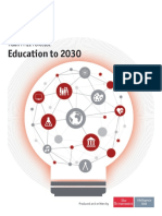 EIU_Yidan Prize Forecast_Education to 2030