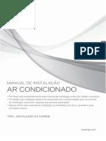 manual de instalacão AMNW18GECA0
