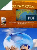 Introducción Geología General