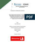 Proyecto Sistemas de Información Logistica