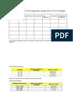 Matriz de Evaluación Propuesto