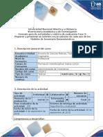 Guía de actividades y rúbrica de evaluación - Fase 2 Preparar y presentar un informe con la solución de cada uno de los Modelos de Inventario Determinísticos.docx