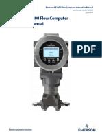 Emerson Fb1200 Flow Computer Instruction Manual en 586728