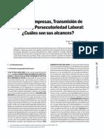 Daniel Ulloa - El Reglamento Interno de Trabajo
