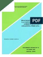 Gomez Garcia IIAP 1995 Diagnistico Sobre La Contaminación Ambiental en La Amazonia Peruana