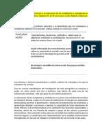 Currículum Oculto, Cap. 9