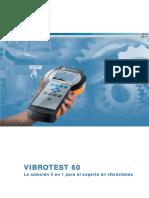 VibroTest 60 Brochure - Brüel &Amp; Kjaer Vibro