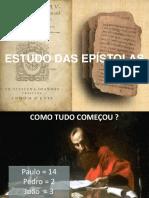 Estudo Das Epistolas