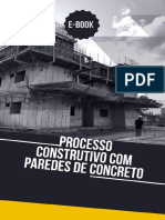 E-book Parede de Concreto