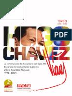 Tomo III. Discursos Hugo Chavez