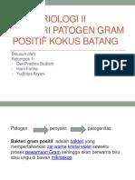 PPT Bakteri Patogen Gram + Kokus Batang.pptx