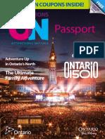 Attractions in Ontario - ON Passport