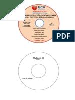 CD Historia de Vida