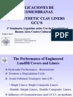 Barreras Impermeables Geomembranas