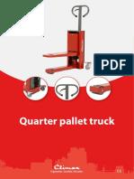 QuarterPalletTruck BROC en 31413600