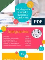 Tema 1 Psicologia de La Salud y Medicina Conductual (1)