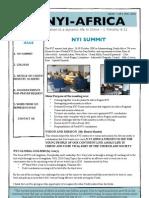 newslettr NYI vol 1 2010