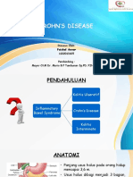 Ppt Crohn's Disease