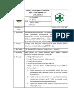 Sop Stimulasi Deteksi Intervensi Dini Tumbuh Kembang 21 Bln