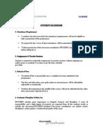 HNGE- Student Handbook July 08