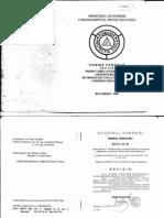 Norme Tehnice Privind Proiectarea Si Executarea Adaposturilor de Protectie Civila