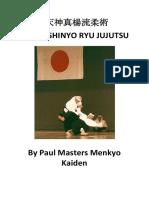 Tenjin Shinyo Ryu Jujutsu