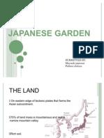 Final Japanese Garden Presentation