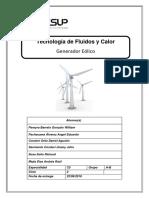 Generador Eolico - Informe Terminado