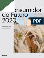 WGSN Consumidor Do Futuro 2020