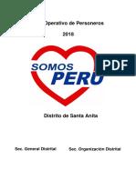 Plan Personeros Somos Peru Santa Anita