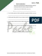 Práctica Ingles 3 Condicional 3