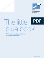 The Little Blue Book - NPC - Feb 2010