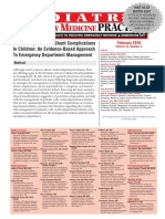 Ventriculoperitoneal Shunt Complications in Children an Evidence-Based Approach to Emergency Department Management PDF
