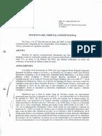 Sentencia Del Tribunal Sobre Libre Transito (Rejas) 03482-2005-HC