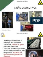 Radiologia Industrial Ensaios Nao Destrutivos [Salvo Automaticamente]