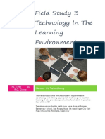 Field Study 3 Technology In The Learning Environment.pdf
