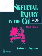 0387985107 Skeletal Injury in the Child