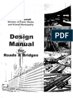MPW Design Manual for Roads & Bridges_2004