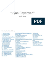 Top 50 Ryan Cayabyab
